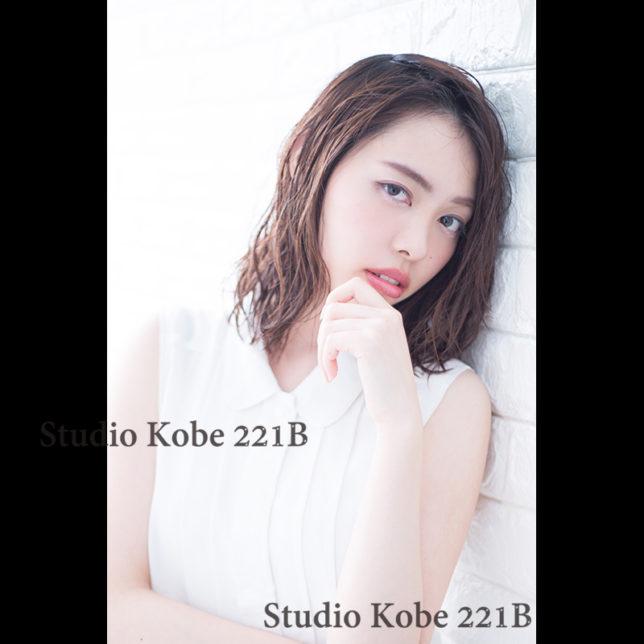 宣材写真、神戸写真スタジオ、神戸撮影スタジオ