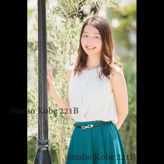 婚活写真・お見合い写真・神戸写真スタジオ